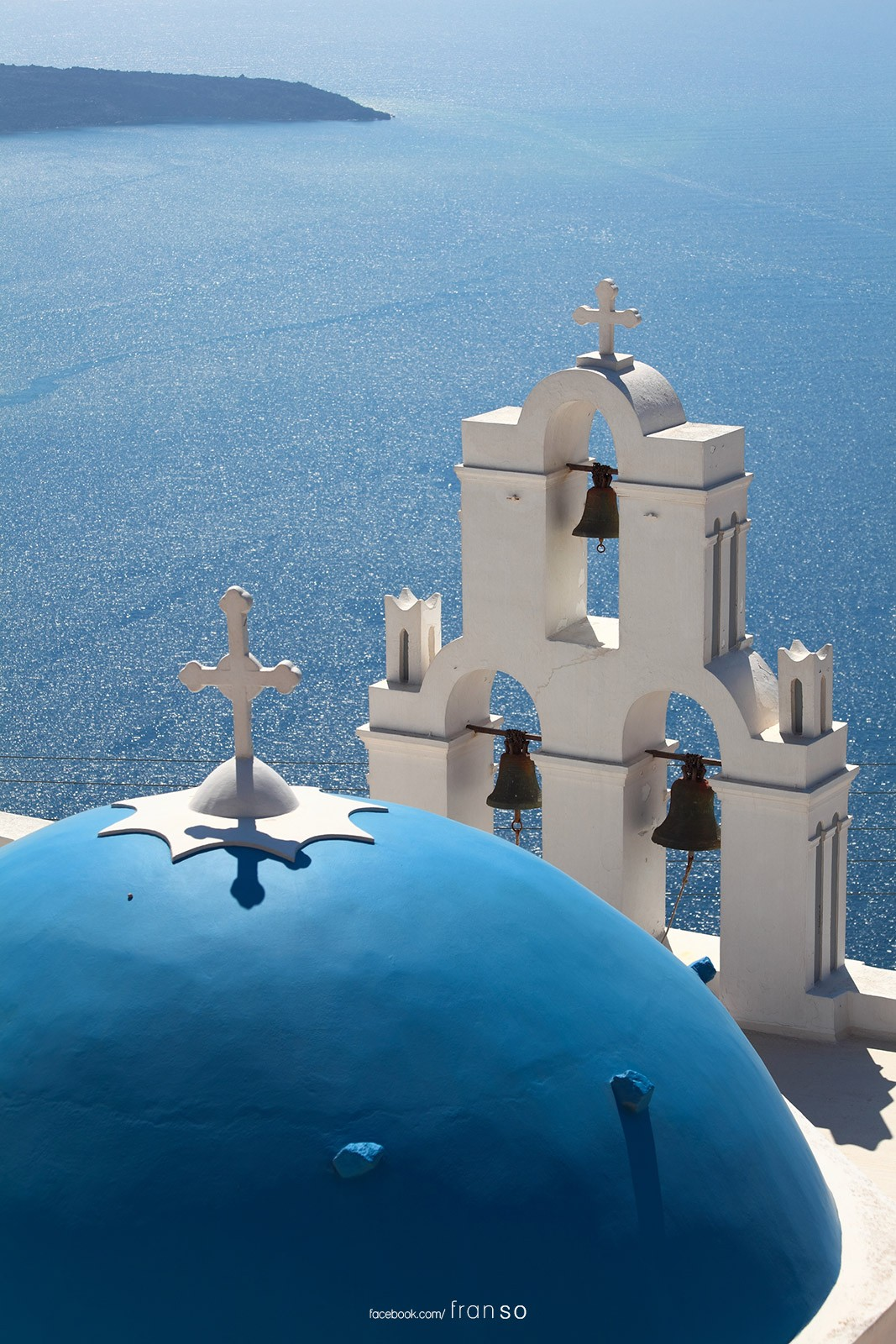 Landscape | Overseas | church | Santorini, Greece