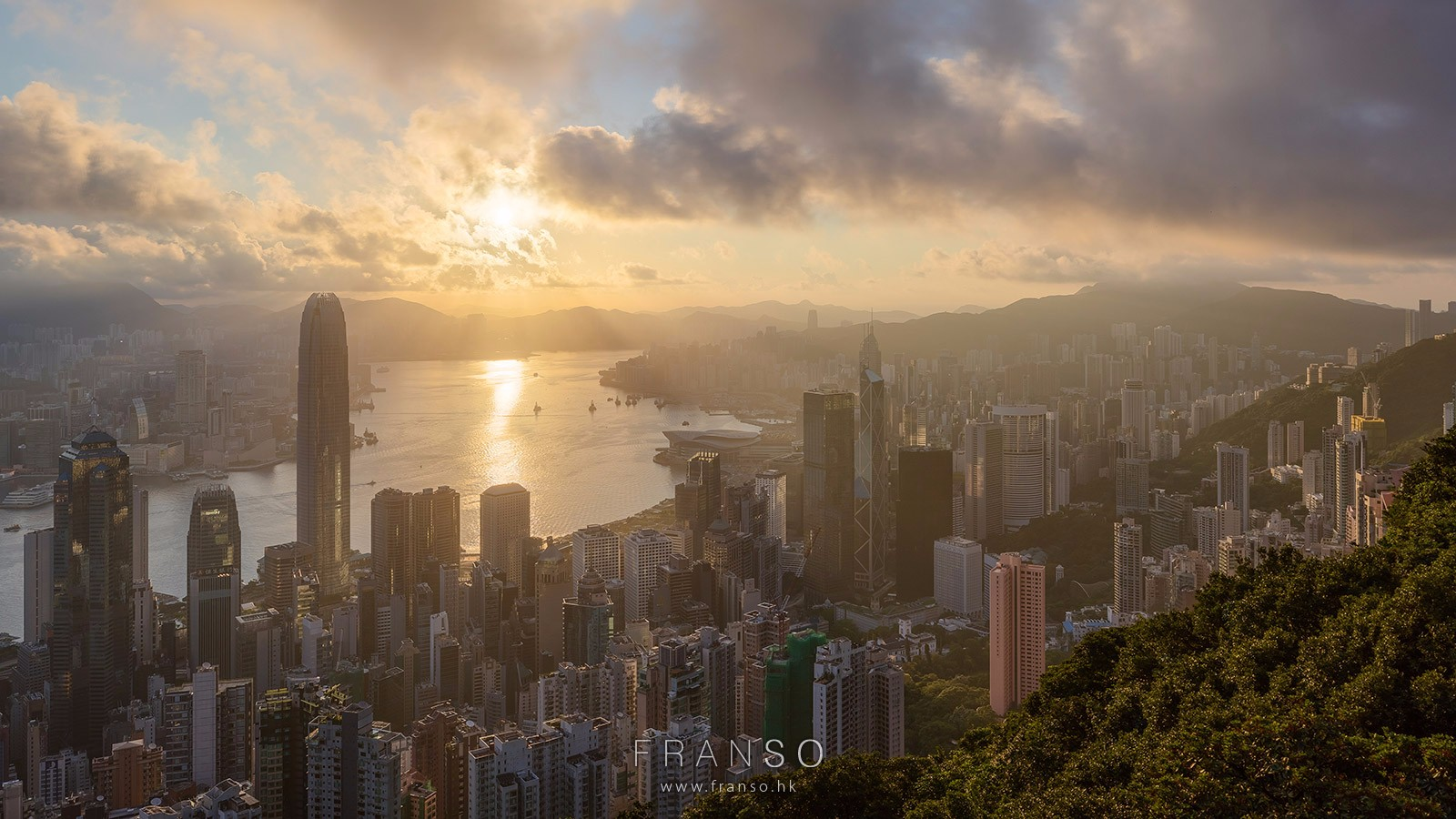 Cityscape | Hong Kong | Good morning Hong Kong  |