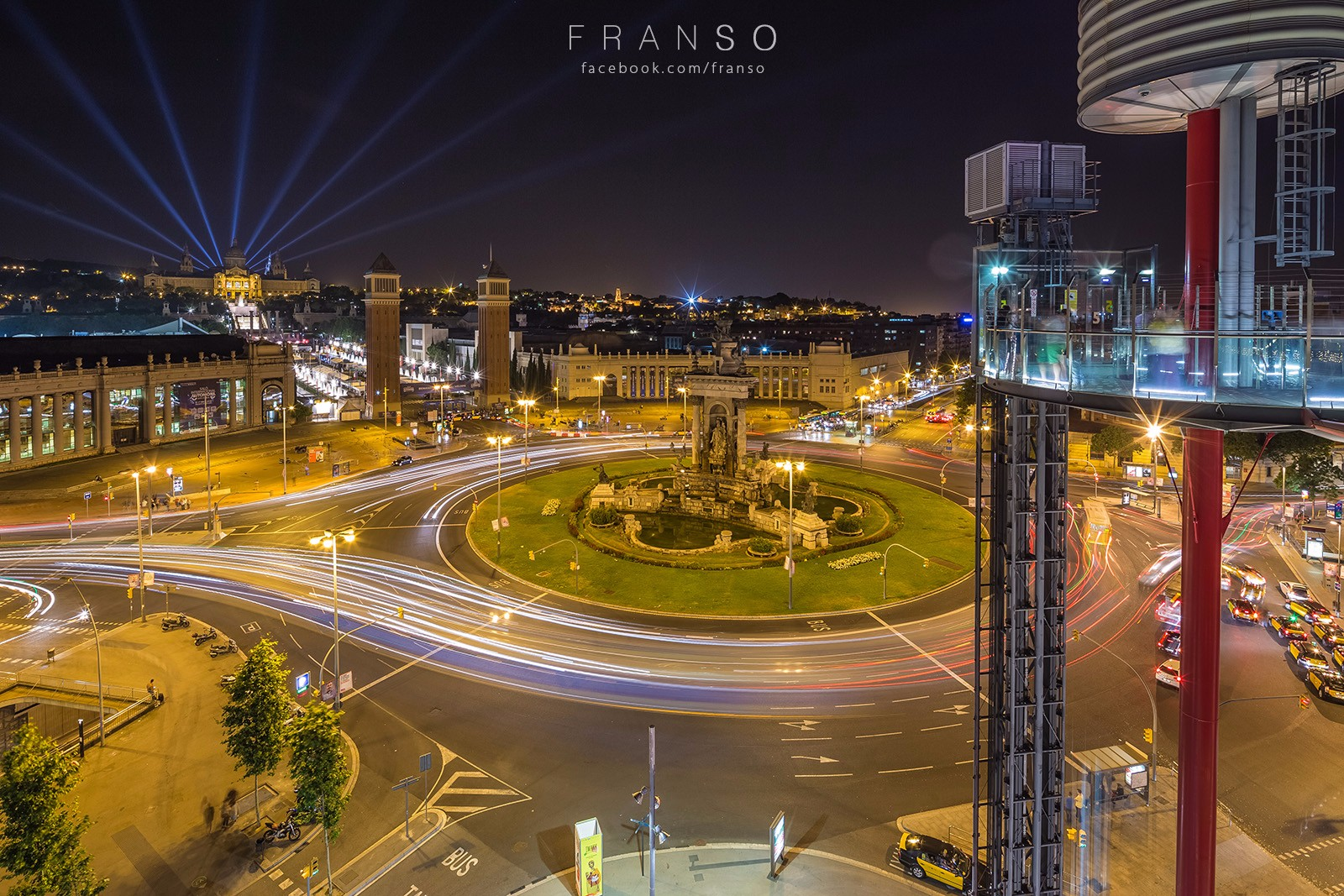 Cityscape | Oversea | City Center  | Bacelona, Spain