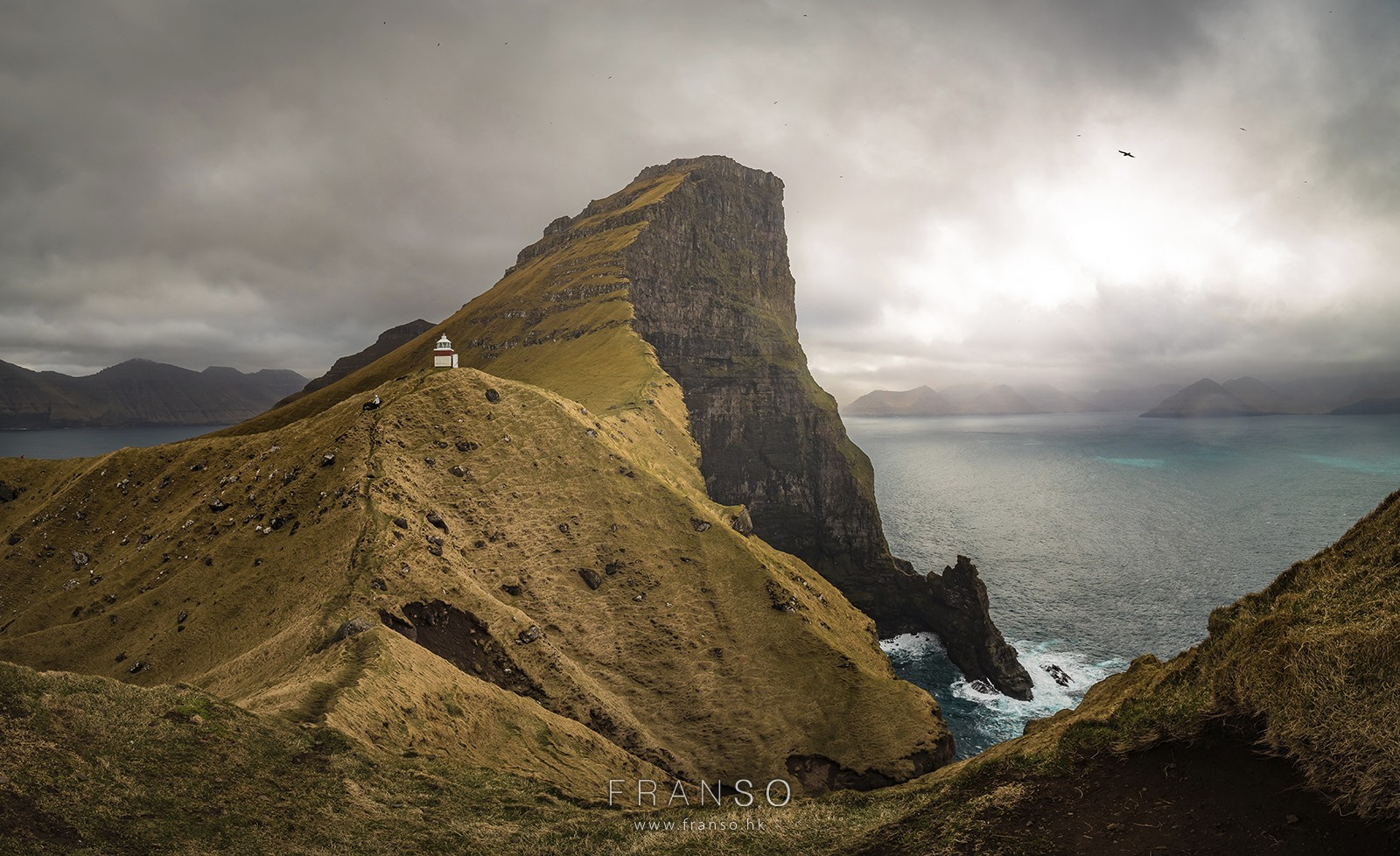 Landscape | Overseas | Kallur Cliff | Kallur Lighthouse