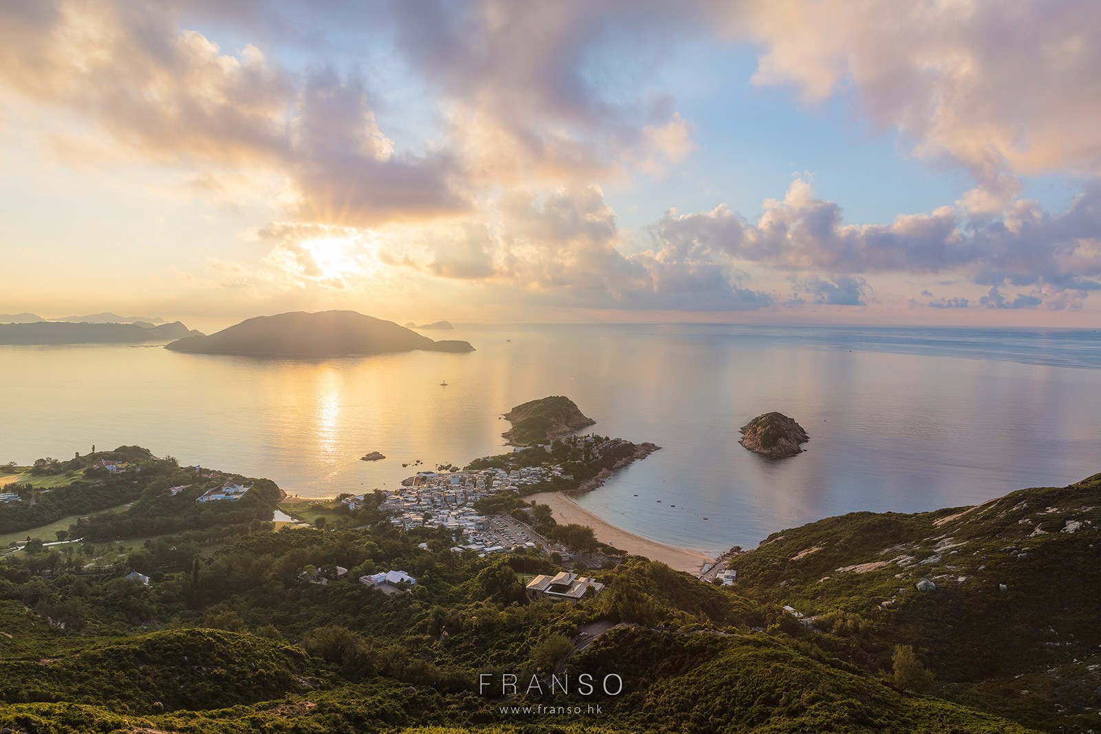 Landscape | Hong Kong | Good morning Shek O |